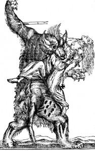 Loup-garou_public_domain