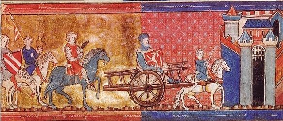 lancelot cart